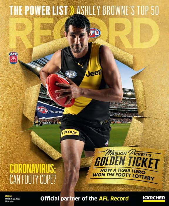 AFL Weekly Update: Ward Showcases his All-Star Talents