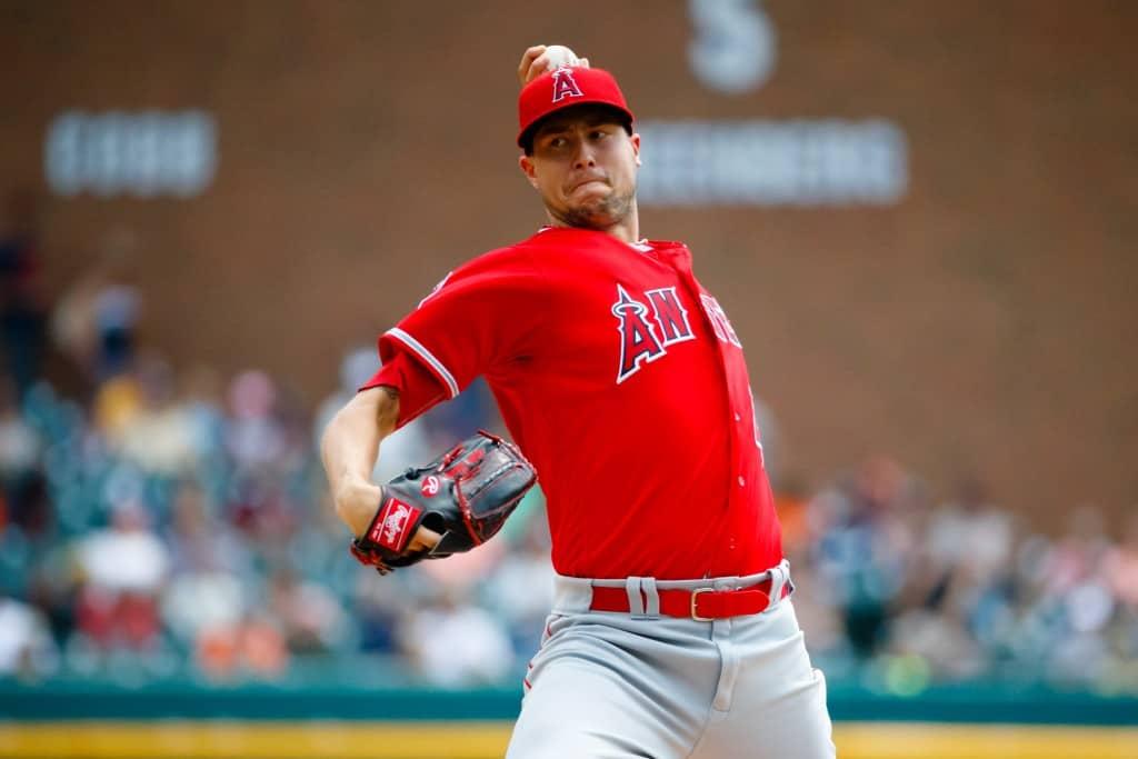 Angels Injury: Tyler Skaggs Diagnosed With Mild Flexor Strain