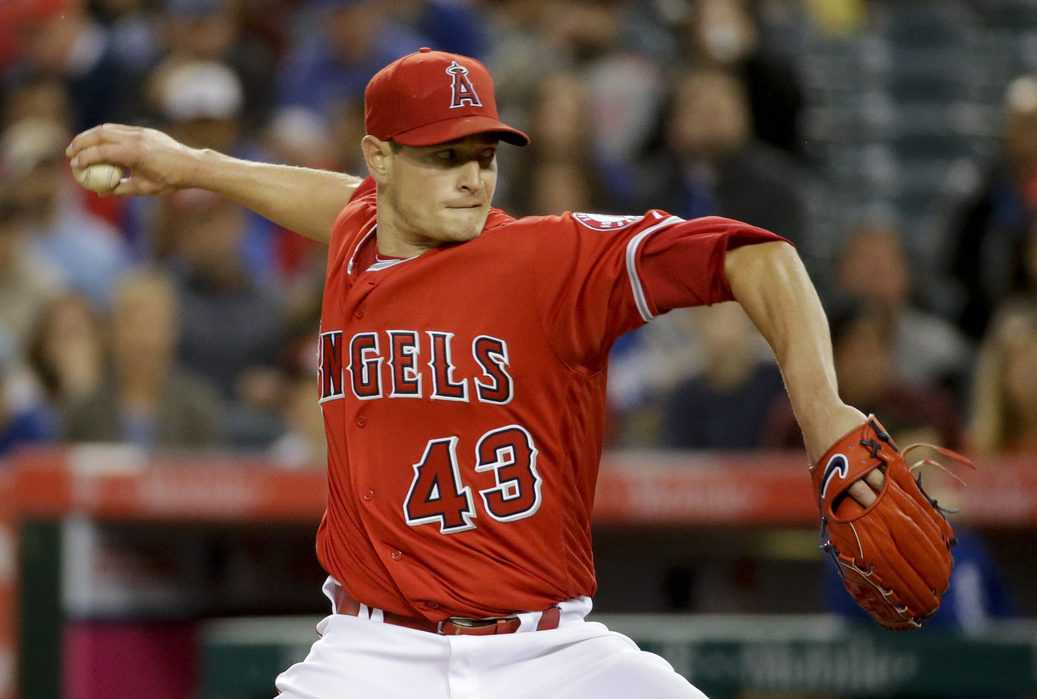 Angels Will Have To Play Waiting Game With Garrett Richards