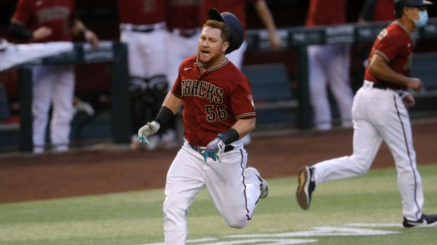Is RF Kole Calhoun Finally Out Of His Early Season Slump?