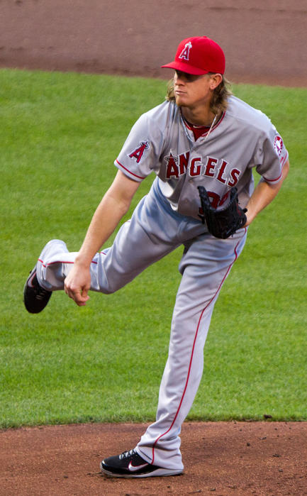 Jered Weaver had high hopes of staying with the Angels