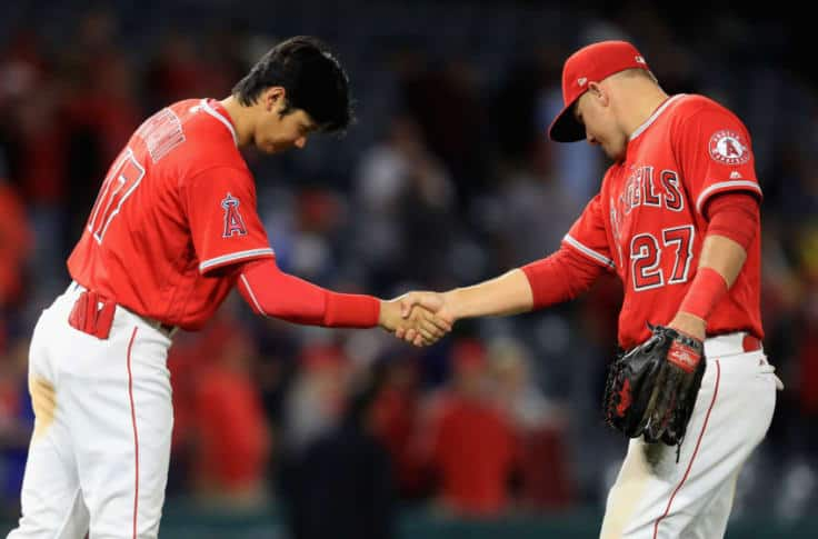 Looking at the Angels Potential 2017 Lineup