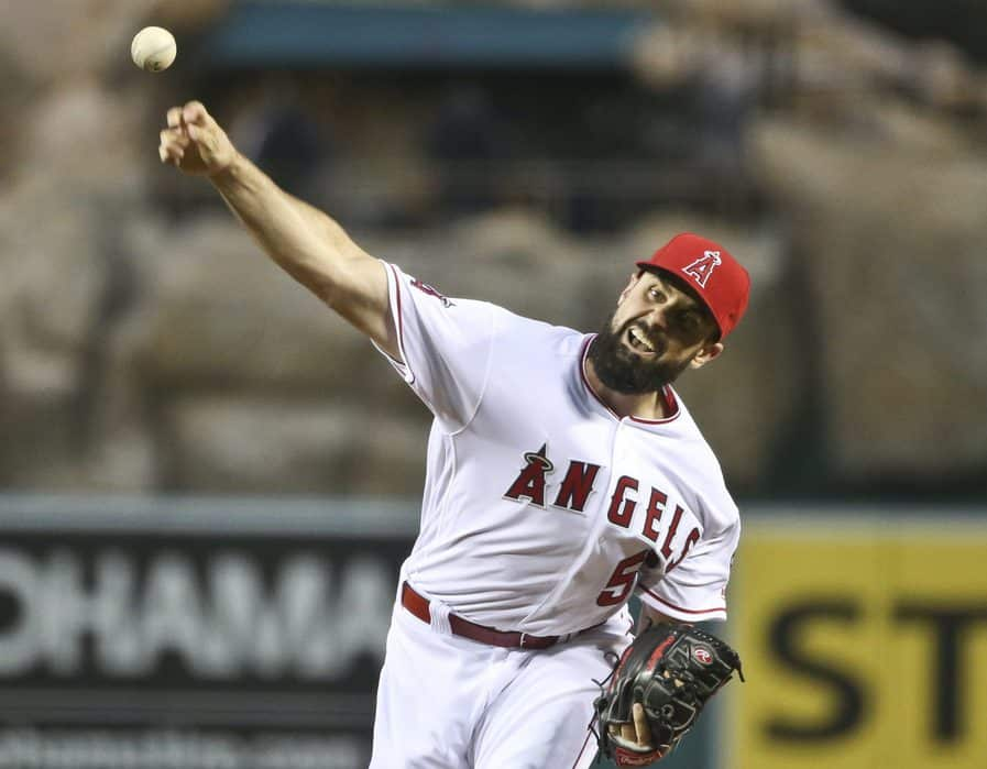 Matt Shoemaker roughed up in Angels' 7-3 Loss to Rangers
