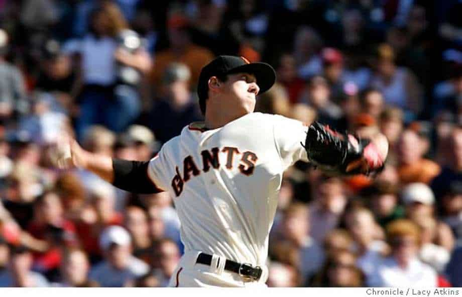 Tim Lincecum Nearing Debut